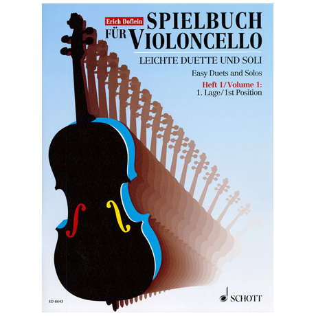 Doflein: Spielbuch für Violoncello Band 1