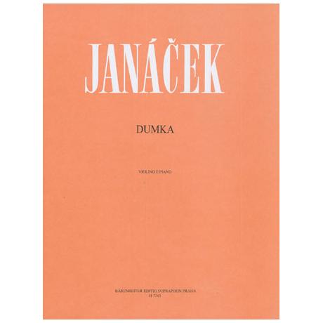 Janácek, L.: Dumka
