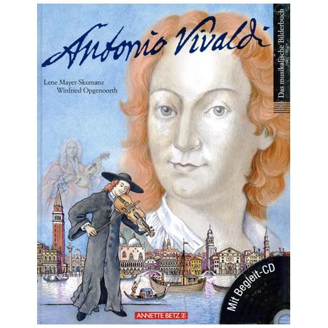 Antonio Vivaldi (+CD)