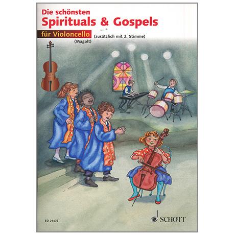 Magolt, M. / H.: Die schönsten Spirituals & Gospels