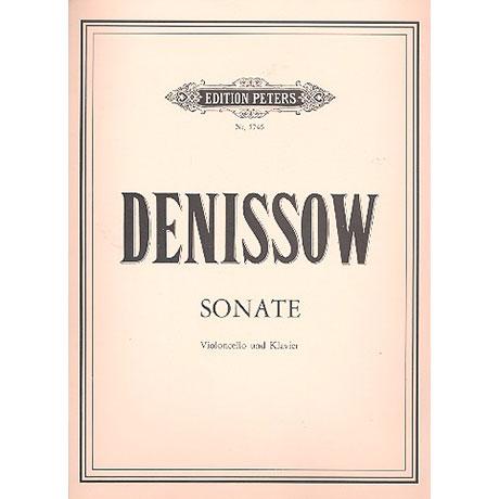 Denissow, E.: Sonate