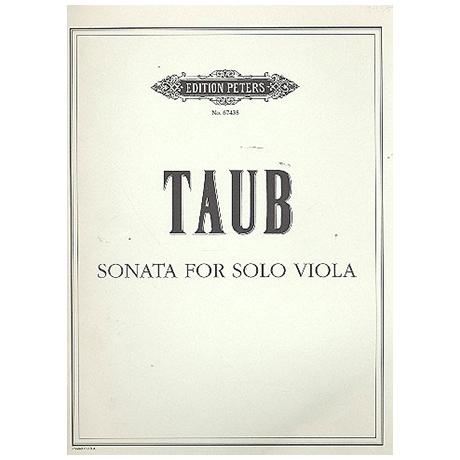 Taub: Sonate