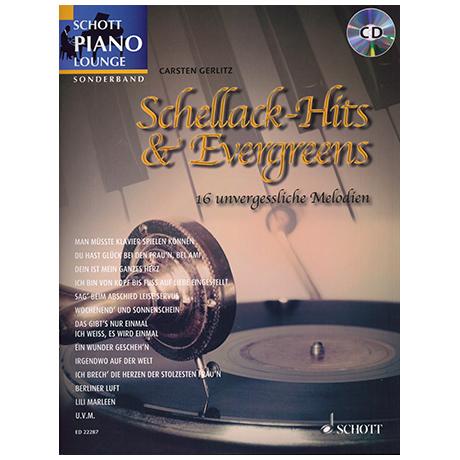 Gerlitz, C.: Schellack-Hits & Evergreens (+CD)