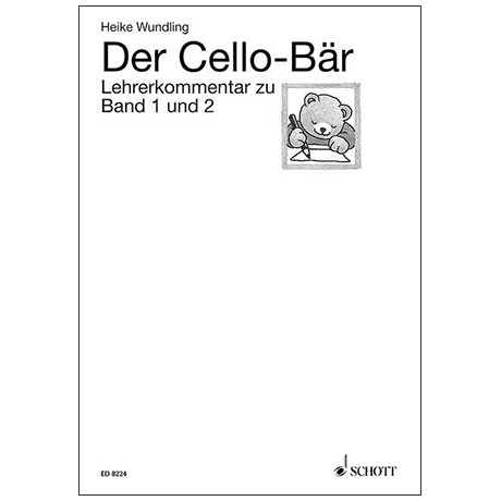 Wundling, H.: Der Cello-Bär