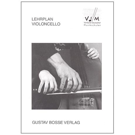 VdM: Lehrplan Violoncello