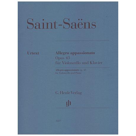 Saint-Saëns, C.: Allegro appassionato Op. 43