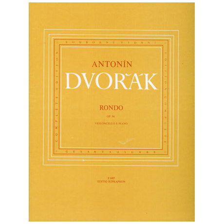 Dvořák, A.: Rondo Op.94 g-Moll