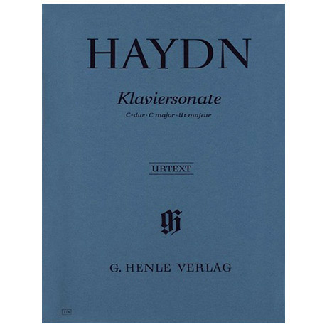 Haydn, J.: Klaviersonate C-Dur Hob. XVI:35