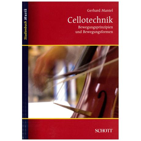 Studienbuch Musik - Cellotechnik