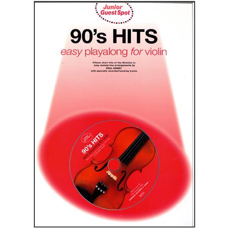 90's Hits (+CD)