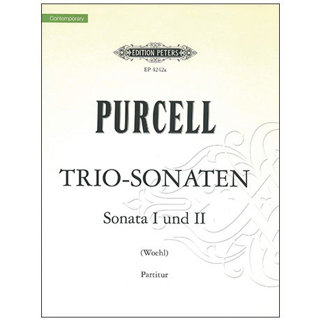 Purcell, H.: Triosonaten Band 1