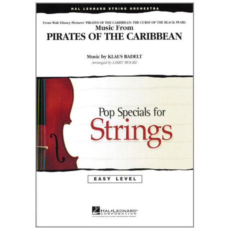 Pop Specials for Strings - Pirates of the Caribbean