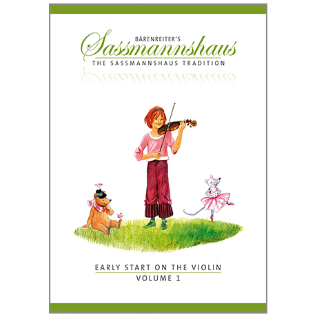 Sassmannshaus: Early Start on the Violin Vol.1