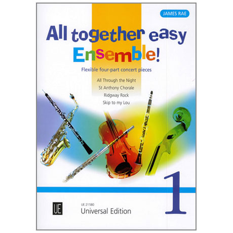 All Together - Easy Ensemble! Band 1