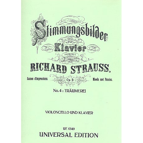 Strauss, F. J.: Träumerei Op.9/4