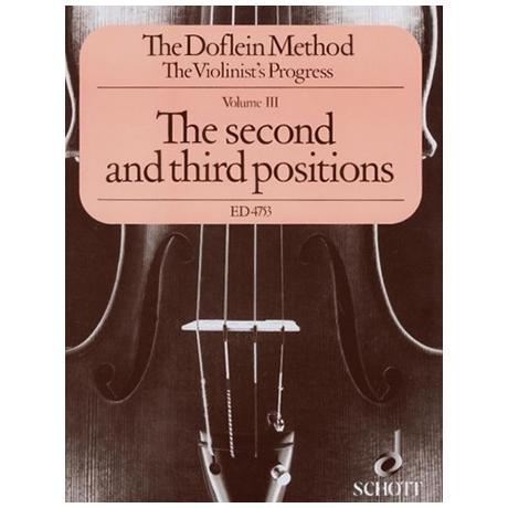 The Doflein Method - Volume 3