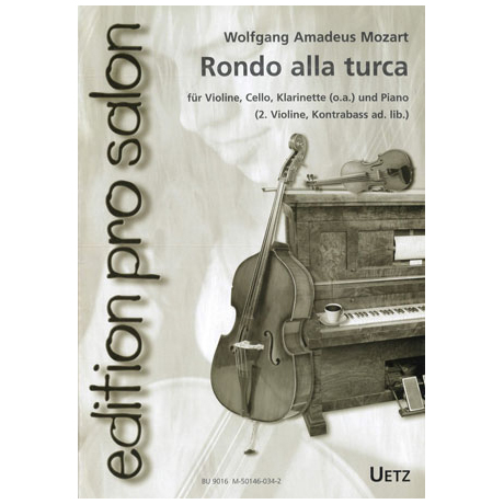 Mozart, W.A.: Rondo alla Turca - Türkischer Marsch
