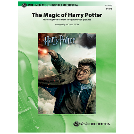 Story, M.: The Magic of Harry Potter