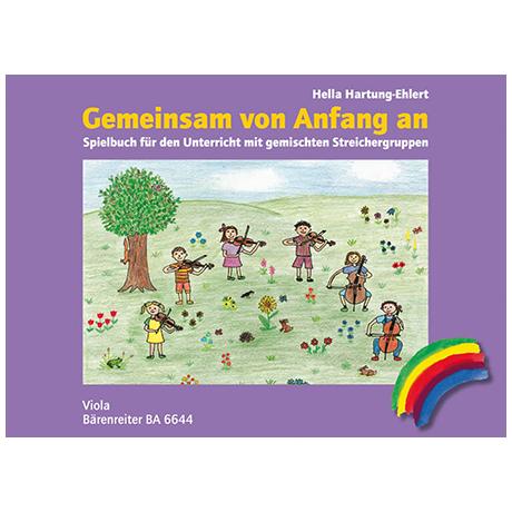 Hartung-Ehlert, H.: Gemeinsam von Anfang an – Spielbuch