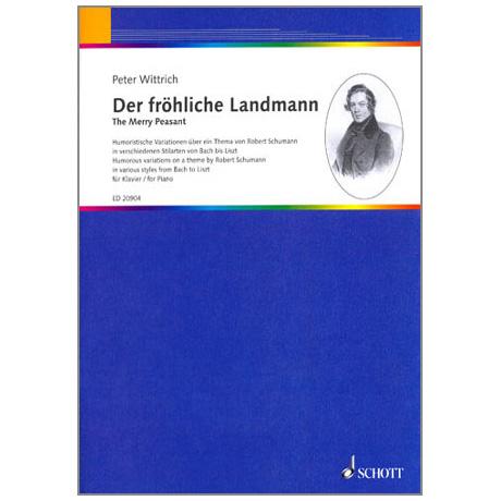 Schumann, R.: Der fröhliche Landmann