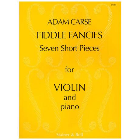 Carse, A.: Fiddle Fancies