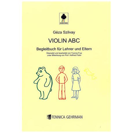 Colourstrings Violin ABC