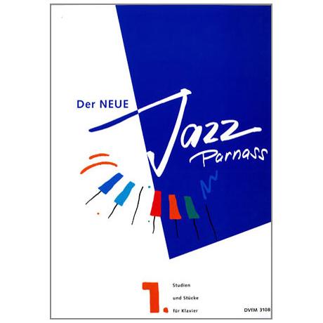 Schmitz, M.: Der neue Jazz Parnass. Band 1
