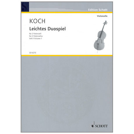 Koch: Leichtes Duospiel Band 1
