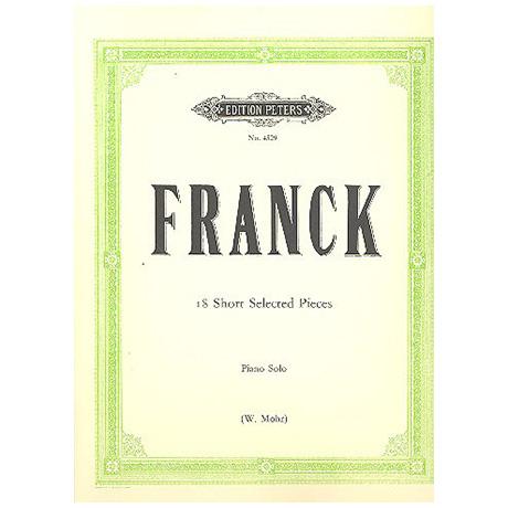 Franck, C.: 18 kleine Stücke