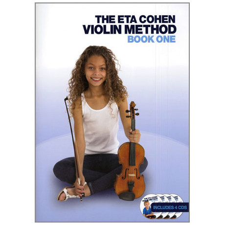 The Eta Cohen Violin Method Book 1 (+4CDs)