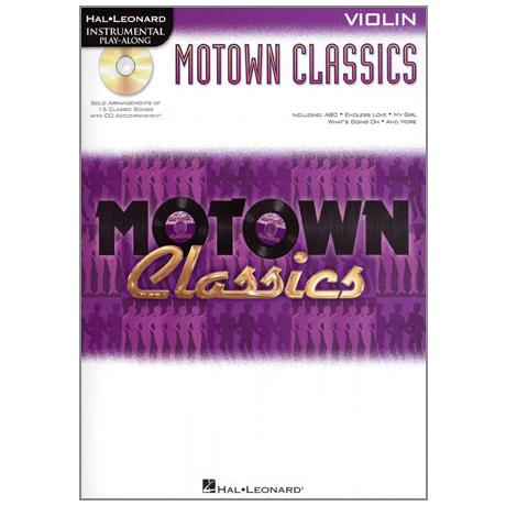 Motown Classics (+Online Audio)
