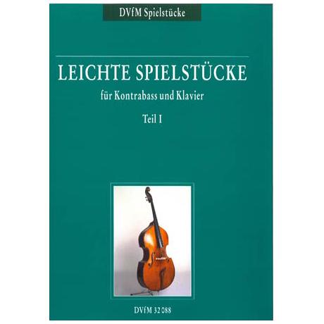 Trumpf, Kl. (Hrsg.): Leichte Spielstücke Teil 1: Für Anfänger
