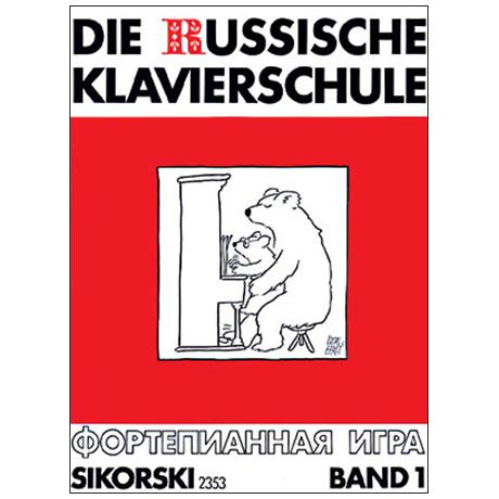Nikolajew: Die Russische Klavierschule Band 1