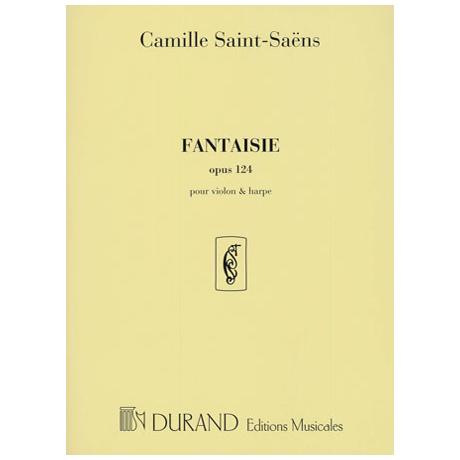 Saint-Saens, C.: Fantaisie Op.124