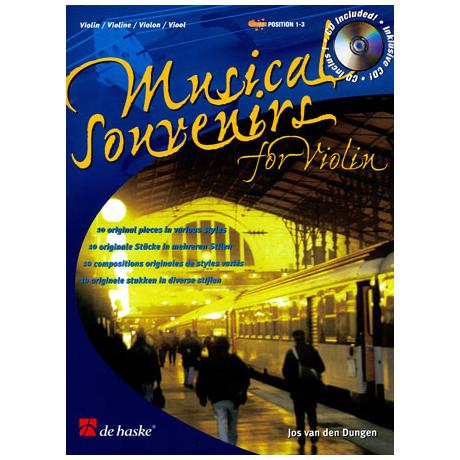 Musical Souvenirs (+CD)