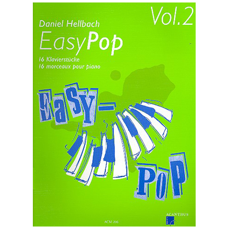 Hellbach, D.: Easy Pop Vol.2