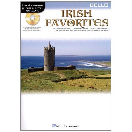 Irish Favourites (+CD)