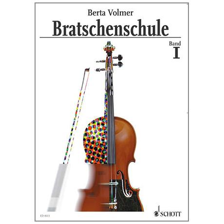 Volmer, B.: Bratschenschule Band 1