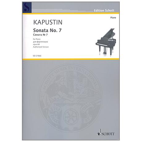 Kapustin, N.: Sonata No. 7 Op. 64