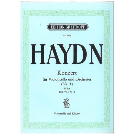Haydn, J.: Konzert D-Dur, Hob.:VIIb:2
