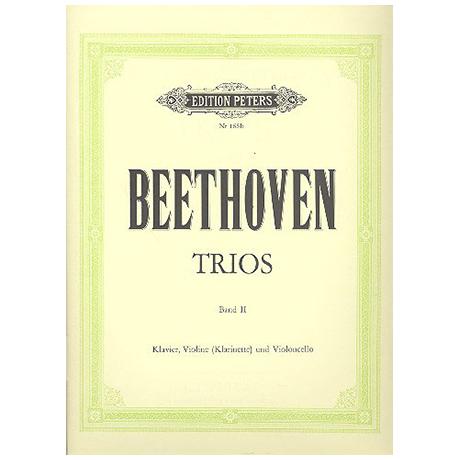Beethoven, L.v.: Eigene Bearbeitungen: op. 36, op. 38