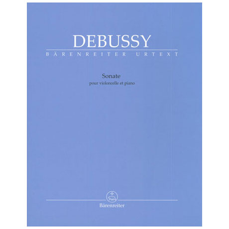 Debussy, C.: Violoncellosonate