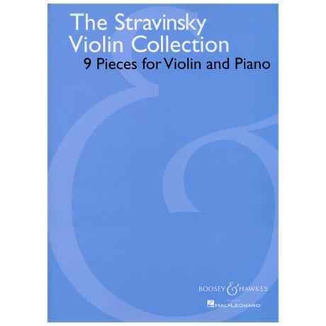 Strawinski, I.: The Stravinsky Violin Collection