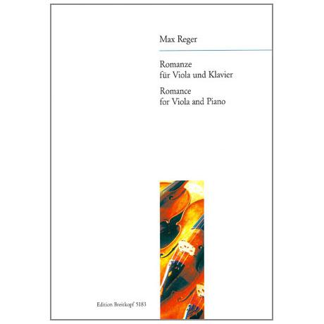 Reger, M.: Romanze G-Dur