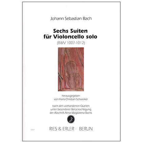 Bach, J.S.: Sechs Suiten BWV 1007-1012