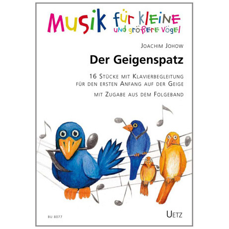 Johow, J.: Der Geigenspatz