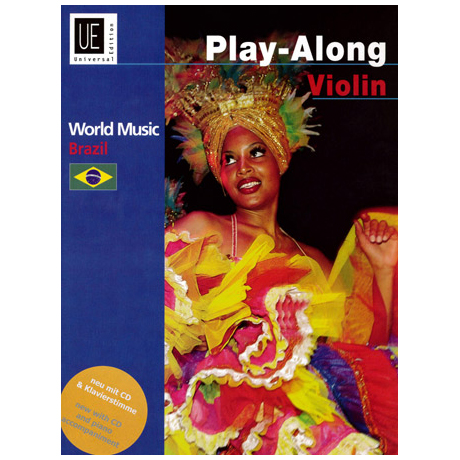 World Music Play Along Violin: Brazil (+CD)