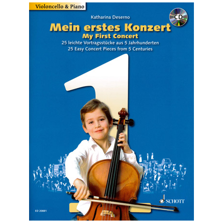 Mein erstes Konzert (+CD)