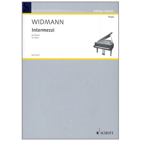 Widmann, J.: Intermezzi