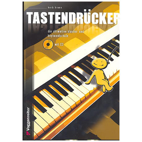 Kraus, H.: Tastendrücker (+CD)